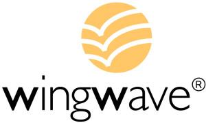 Logo wingwave für Homepage